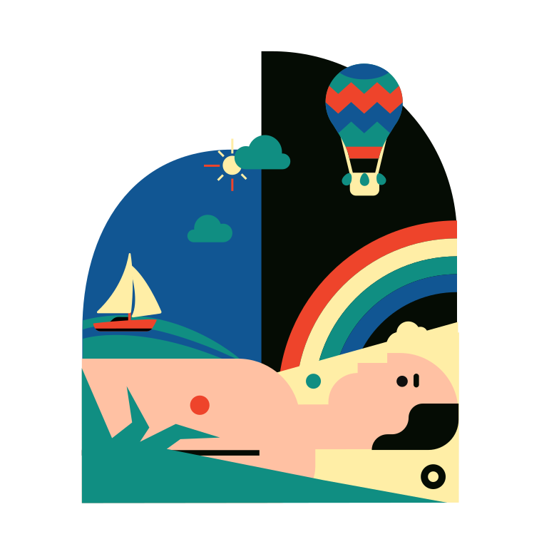 Imágenes vectoriales Descansar en PNG y SVG estilo  | Ilustraciones Icons8