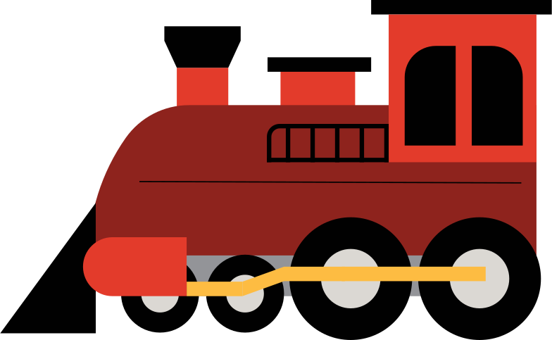 style locomotive Vector images in PNG and SVG | Icons8 Illustrations