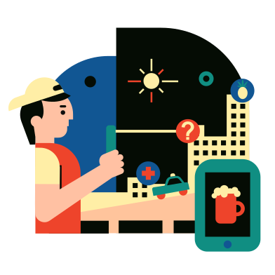 style Augmented Reality images in PNG and SVG | Icons8 Illustrations
