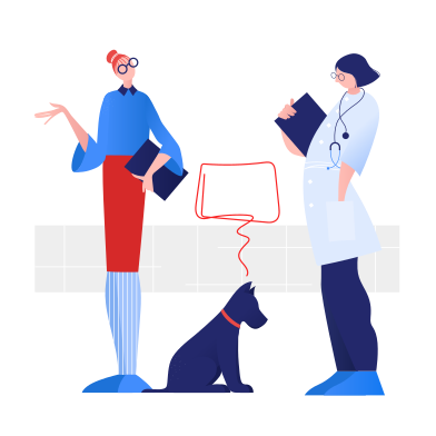 style Animal Hospital images in PNG and SVG | Icons8 Illustrations