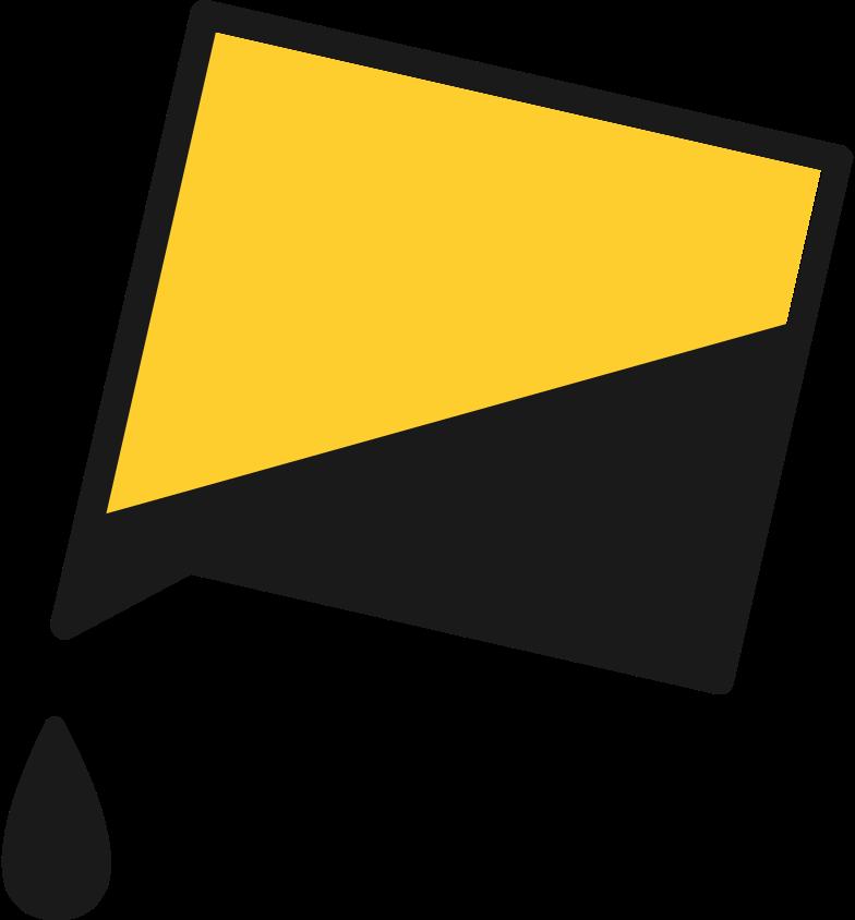 fill bucket Clipart illustration in PNG, SVG