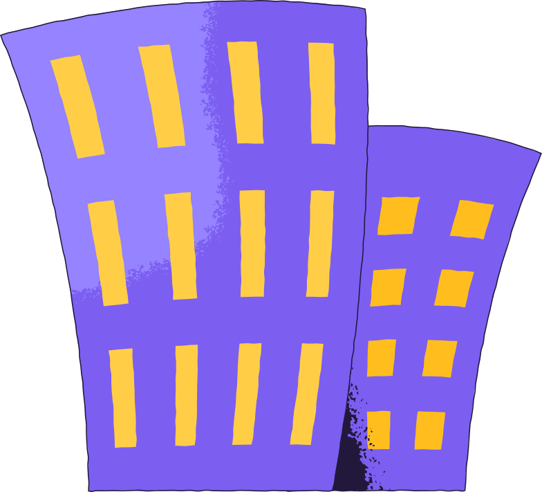 apartments Clipart illustration in PNG, SVG