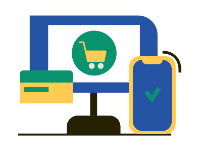 style Online order images in PNG and SVG | Icons8 Illustrations