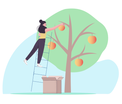 style Harvesting images in PNG and SVG | Icons8 Illustrations