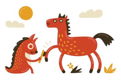 style Animal qui images in PNG and SVG | Icons8 Illustrations