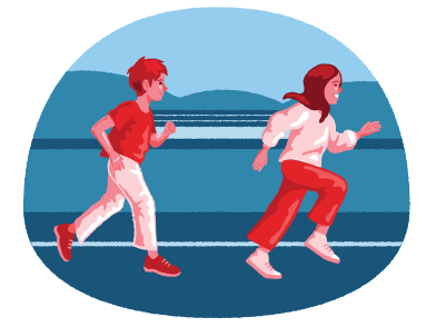 style Relay race images in PNG and SVG | Icons8 Illustrations