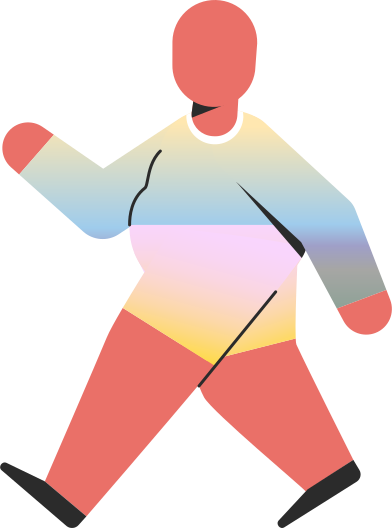 style chubby child walking images in PNG and SVG | Icons8 Illustrations