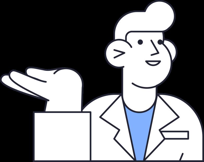 Imágenes vectoriales doctor en PNG y SVG estilo  | Ilustraciones Icons8