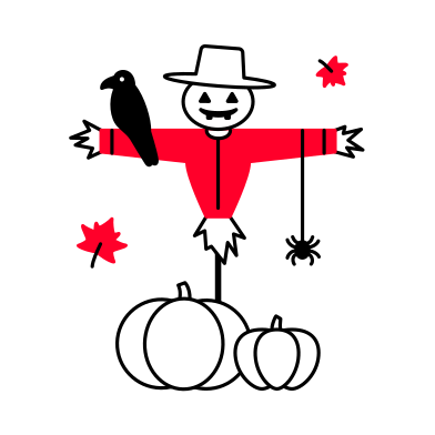 style Scarecrow images in PNG and SVG | Icons8 Illustrations