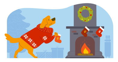style Decoration for Christmas images in PNG and SVG | Icons8 Illustrations
