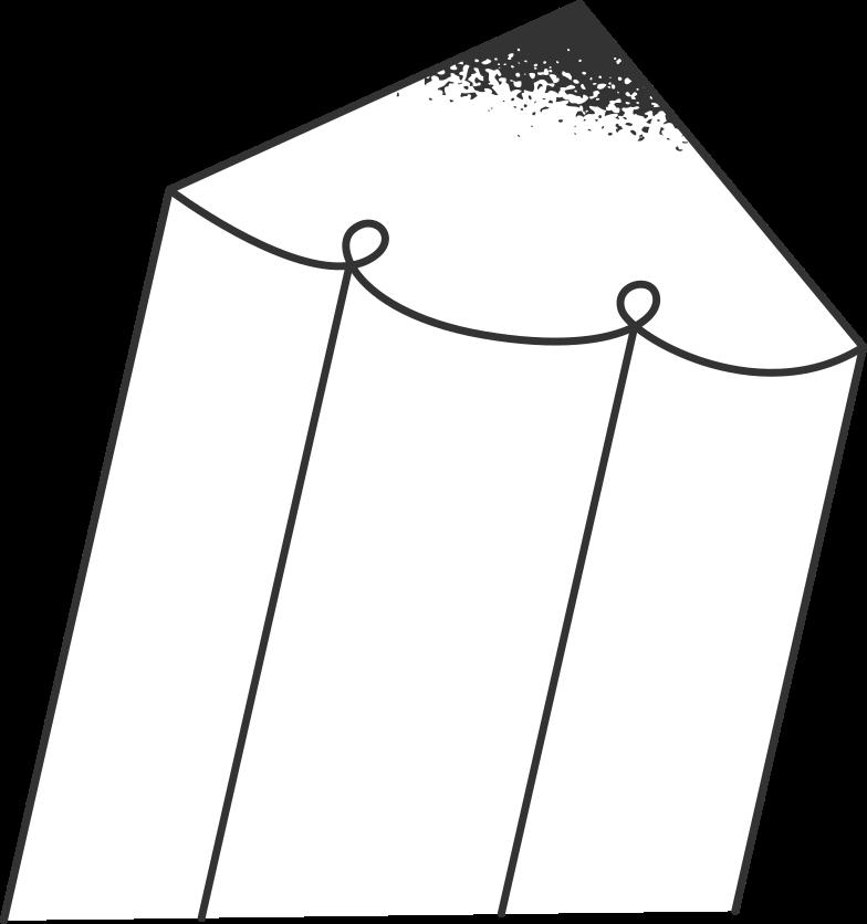 fatal error 2  pencil Clipart illustration in PNG, SVG