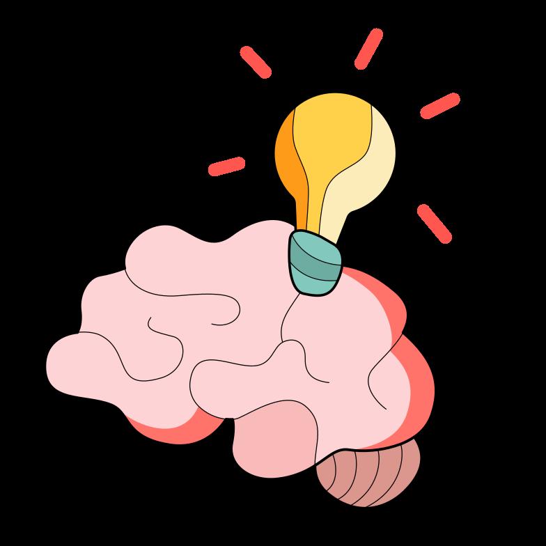 Idea Clipart illustration in PNG, SVG
