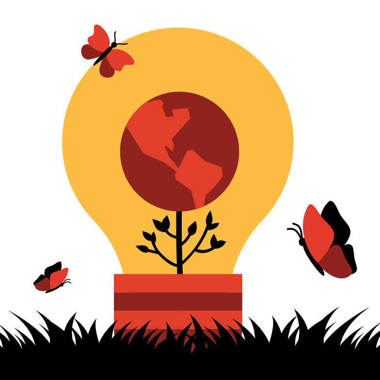 Clean energy Clipart illustration in PNG, SVG
