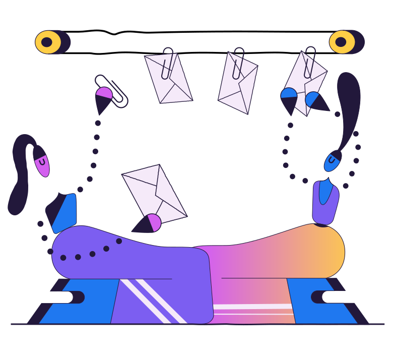 style Sending letters Vector images in PNG and SVG | Icons8 Illustrations