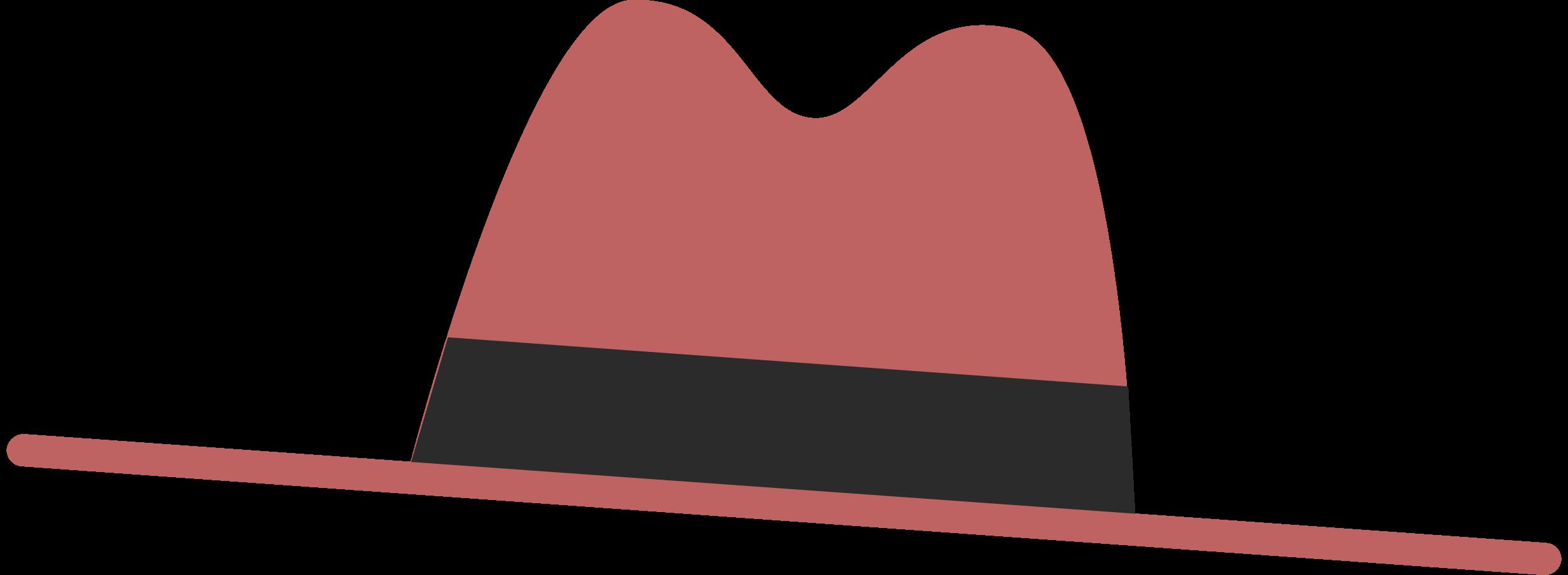 hat Clipart illustration in PNG, SVG