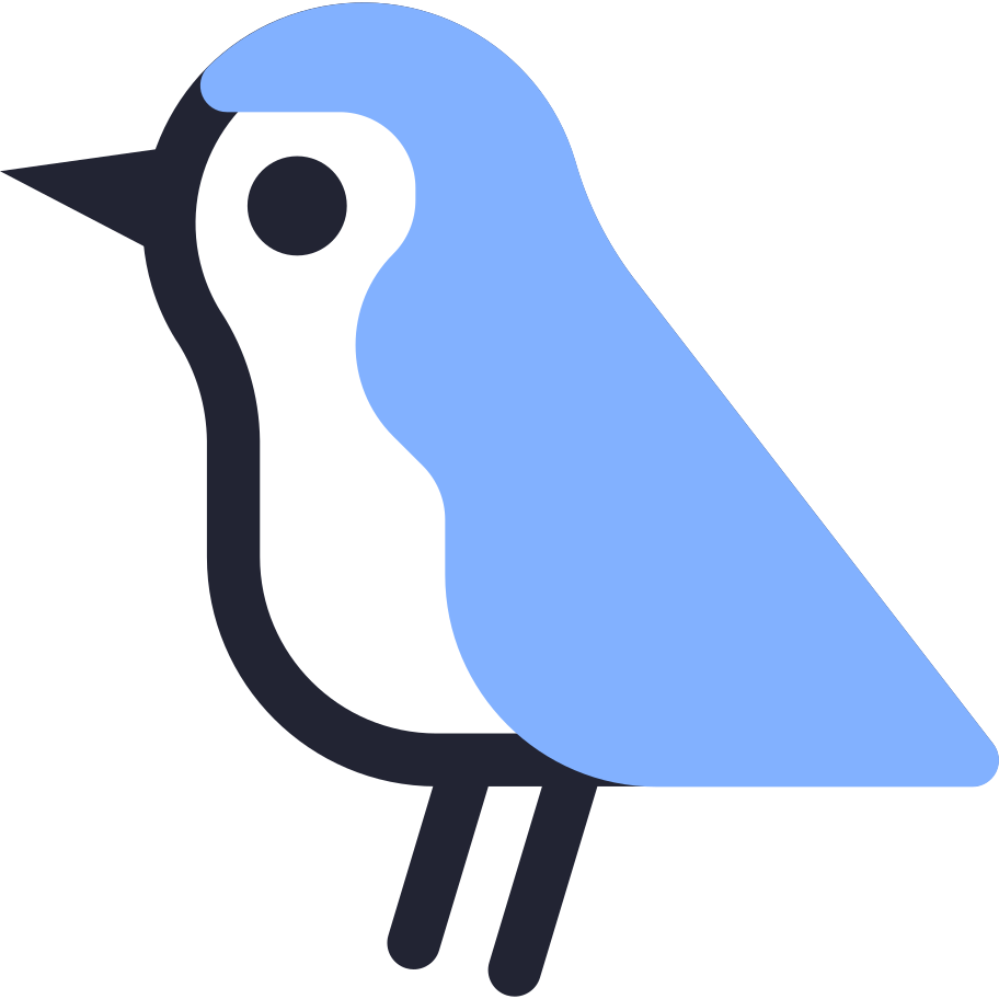 augmented reality  bird Clipart illustration in PNG, SVG
