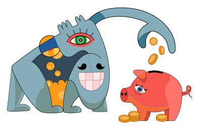 style Financial planning images in PNG and SVG | Icons8 Illustrations