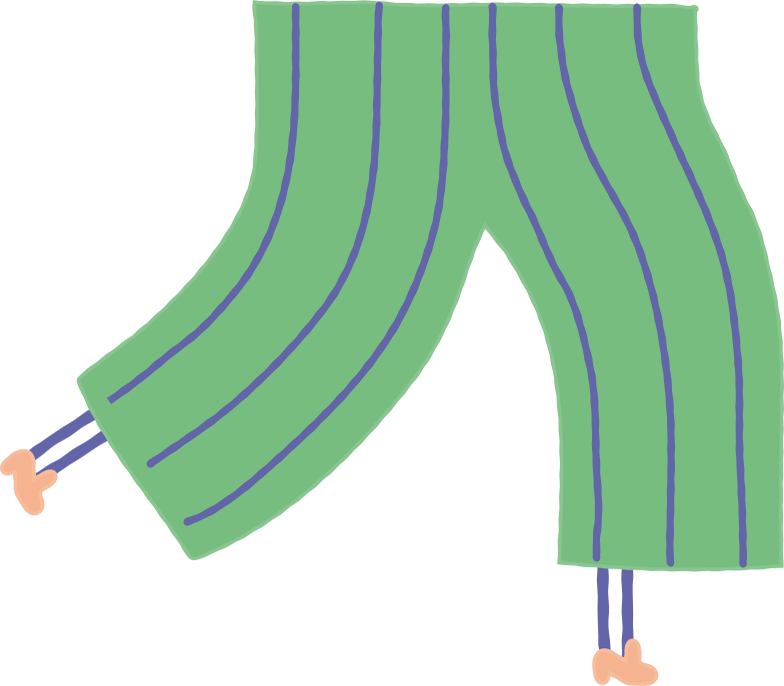 legs Clipart illustration in PNG, SVG