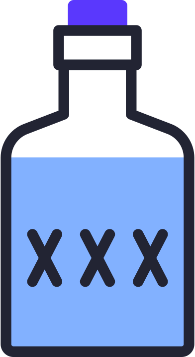 style poison bottle images in PNG and SVG | Icons8 Illustrations