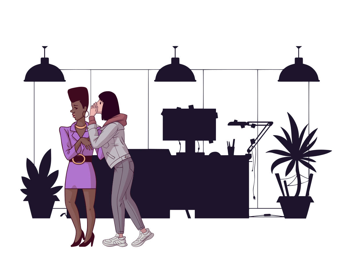 style Office gossip Vector images in PNG and SVG | Icons8 Illustrations
