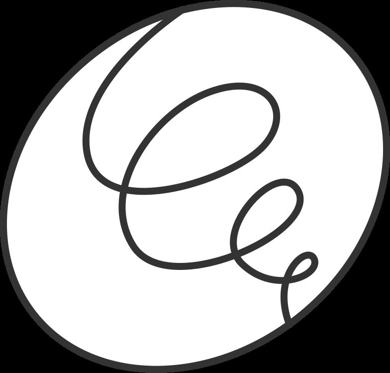 Bem-vindo 2 oval Clipart illustration in PNG, SVG