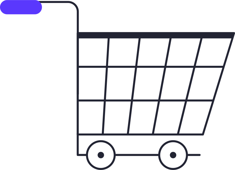 style shopping cart Vector images in PNG and SVG | Icons8 Illustrations