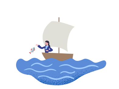 style Yachting images in PNG and SVG | Icons8 Illustrations
