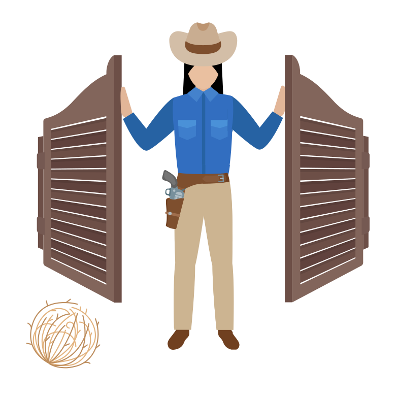 style Sheriff on duty  Vector images in PNG and SVG | Icons8 Illustrations