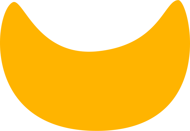 crescent Clipart illustration in PNG, SVG