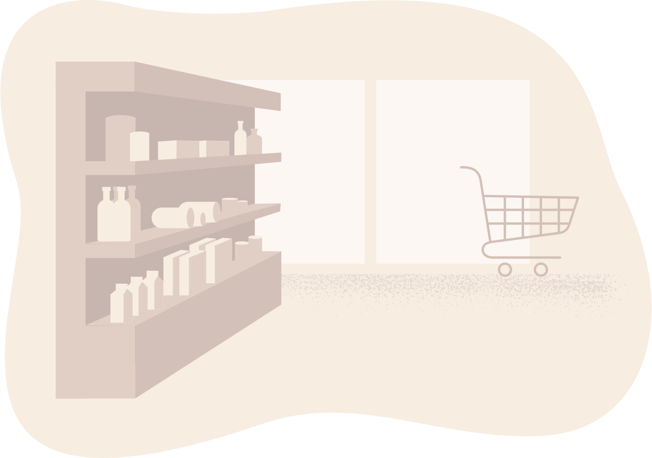 grocery-shop Clipart illustration in PNG, SVG