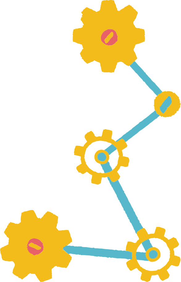 gears Clipart illustration in PNG, SVG