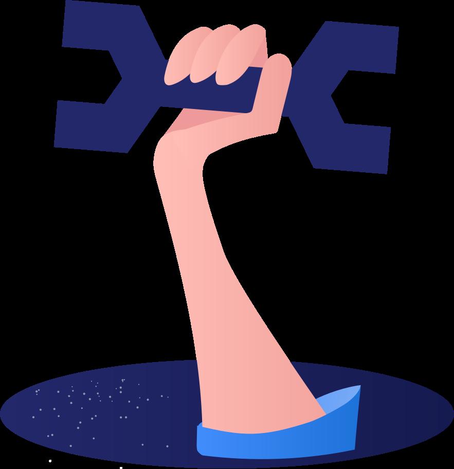 spanner Clipart illustration in PNG, SVG