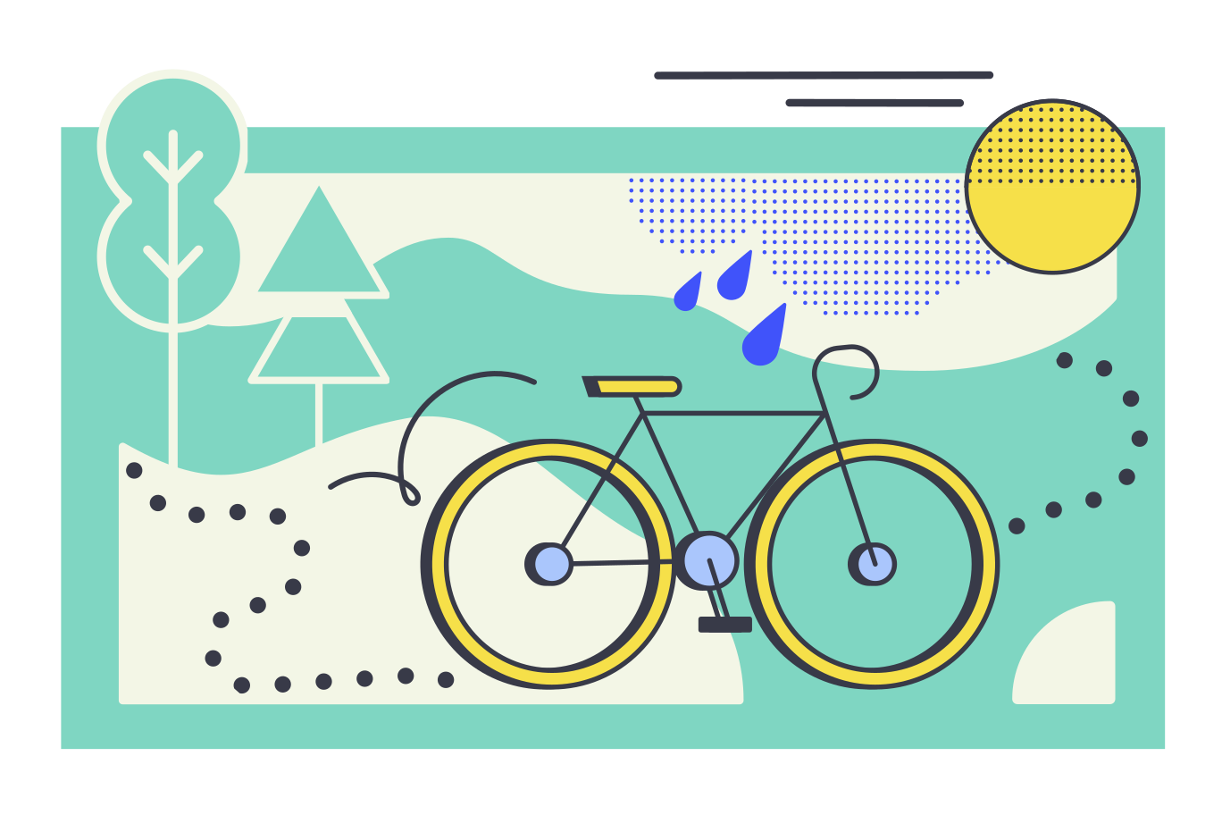 Eco traveling Clipart illustration in PNG, SVG