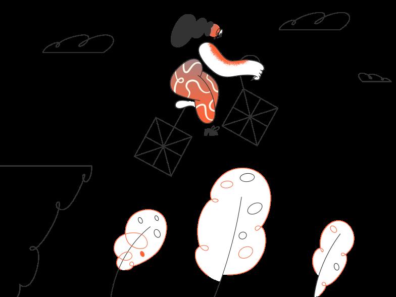 Biking Clipart illustration in PNG, SVG