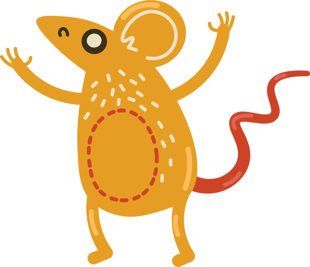 PNGとSVGの  スタイルの マウス ベクターイメージ   Icons8 イラスト