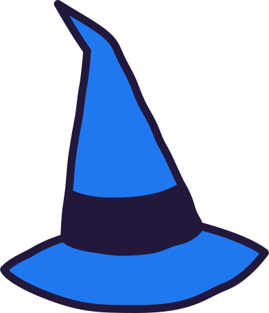 style witches-hat- images in PNG and SVG | Icons8 Illustrations