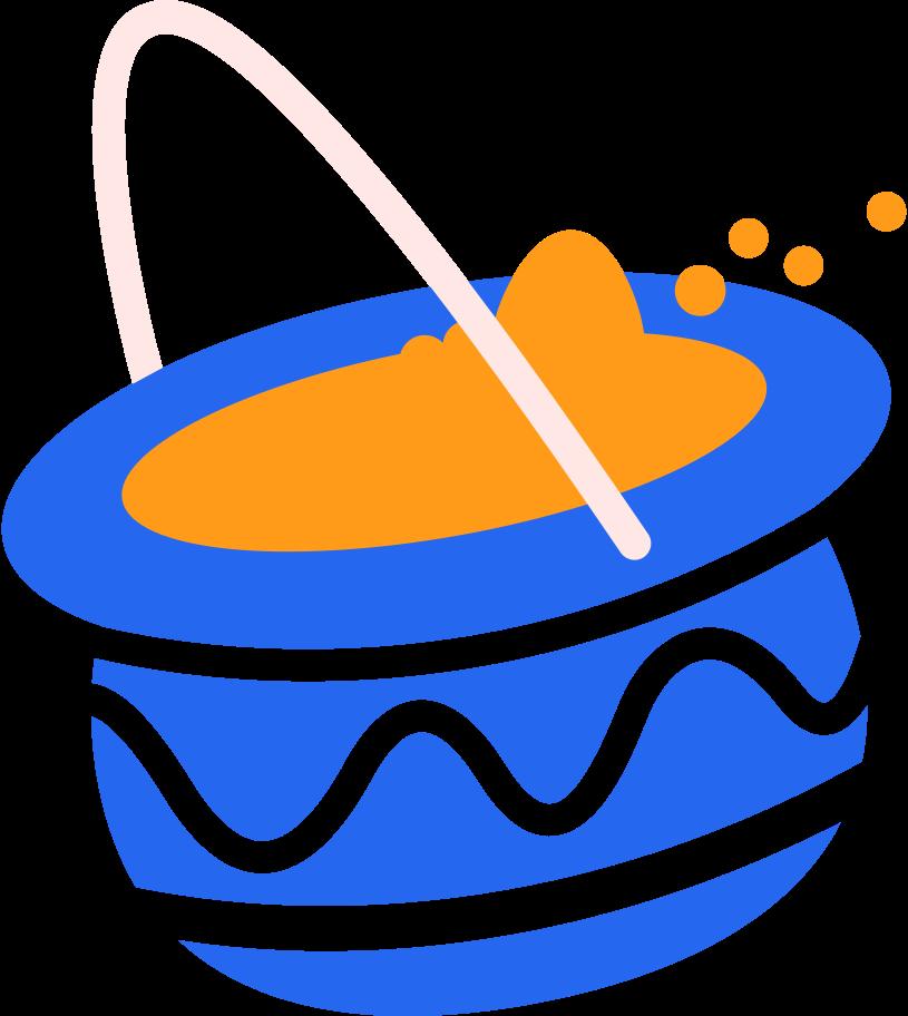 pollen Clipart illustration in PNG, SVG