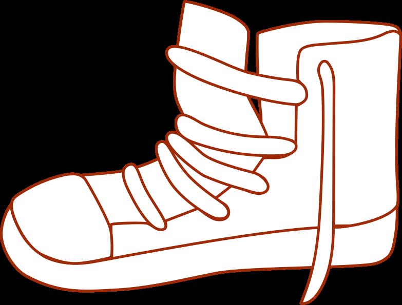 i education shoe Clipart illustration in PNG, SVG