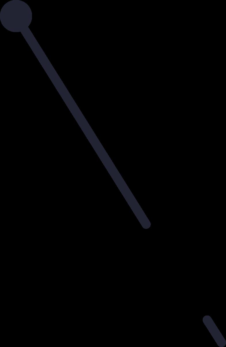 drumstick crop Clipart illustration in PNG, SVG
