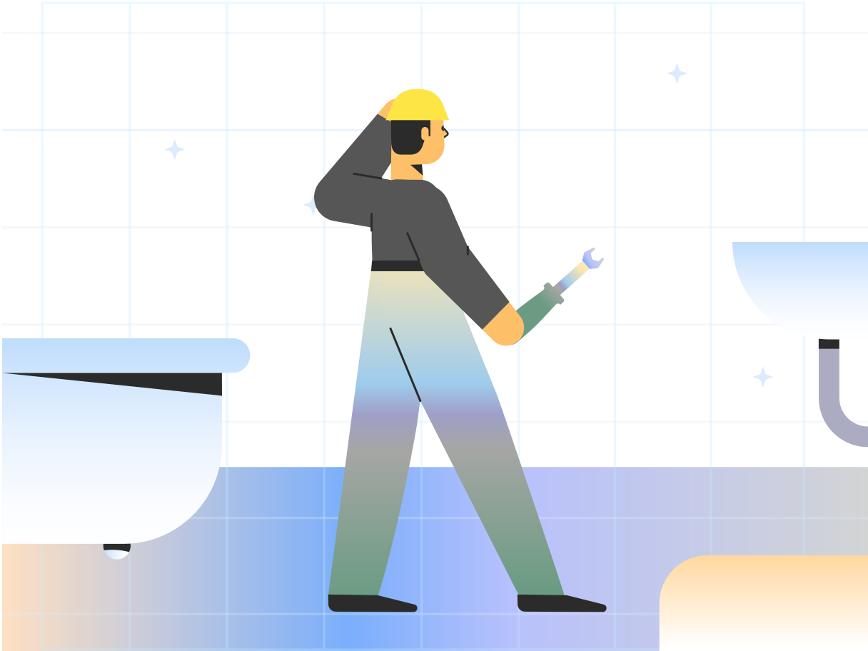style Plumber Vector images in PNG and SVG | Icons8 Illustrations