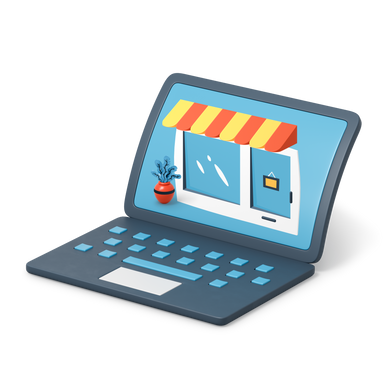 style Shopping online images in PNG and SVG | Icons8 Illustrations