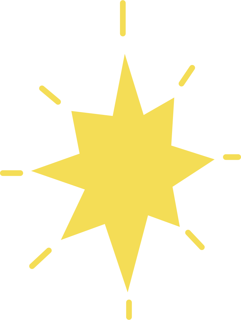 tk star shining Clipart illustration in PNG, SVG