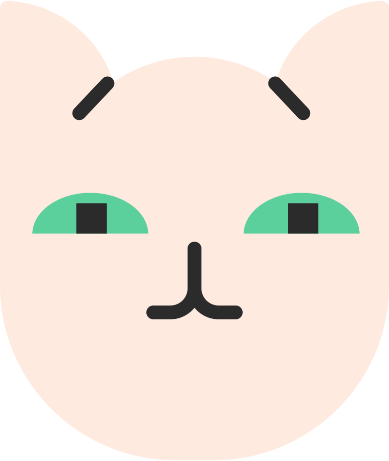 kitty Clipart illustration in PNG, SVG