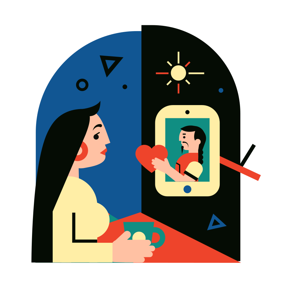 Online world Clipart illustration in PNG, SVG