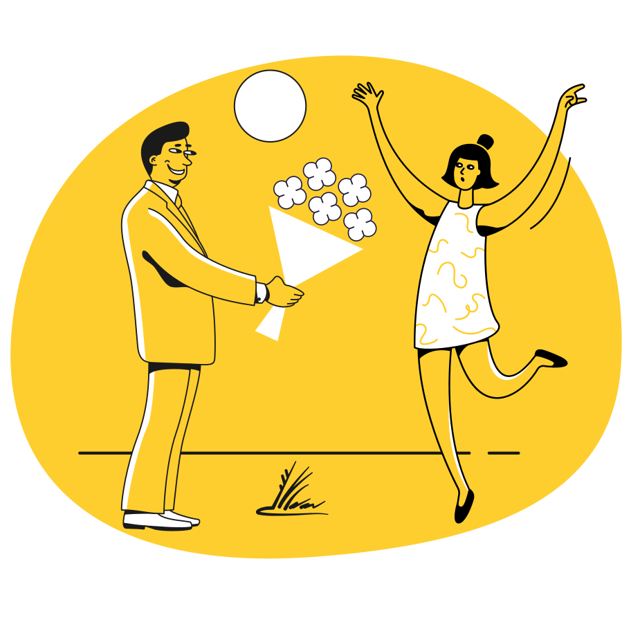 Meeting Clipart illustration in PNG, SVG