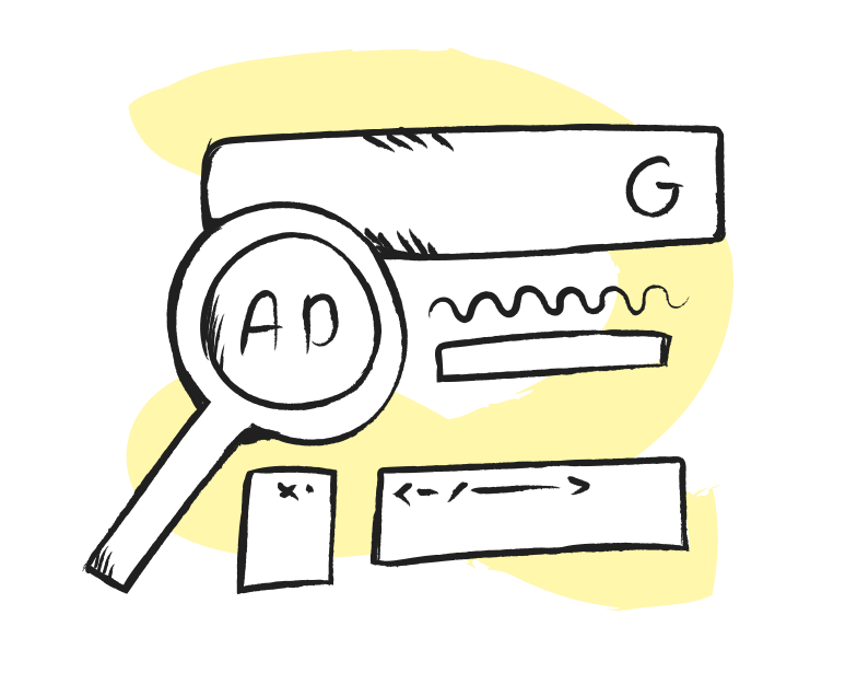 style Seo ads on google Vector images in PNG and SVG | Icons8 Illustrations