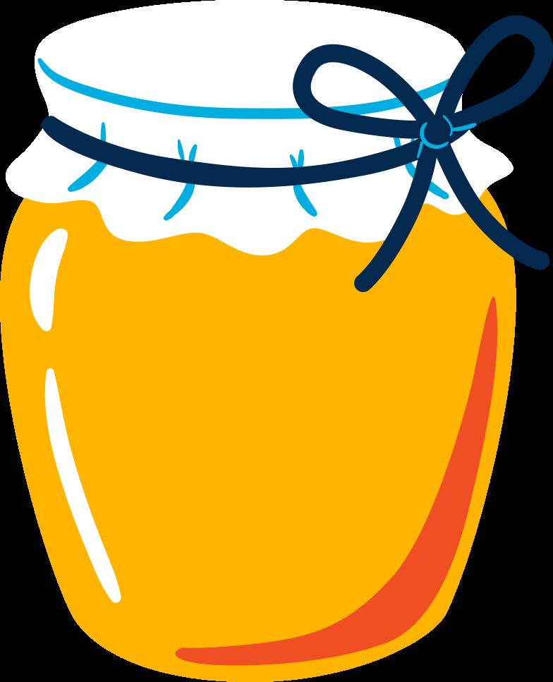 honey Clipart illustration in PNG, SVG