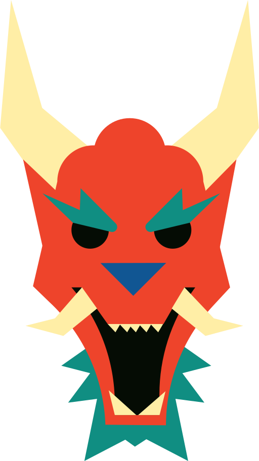 style dragon mask Vector images in PNG and SVG | Icons8 Illustrations