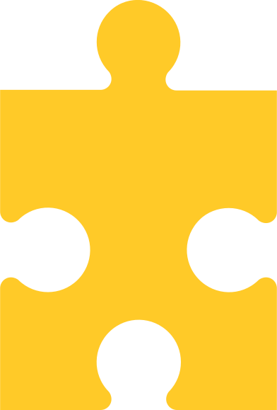 style puzzle piese yellow images in PNG and SVG | Icons8 Illustrations