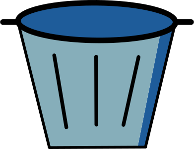 style trash bin images in PNG and SVG | Icons8 Illustrations